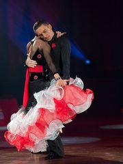 Tango der Standard Weltmeister der Professionals 2015 (2)