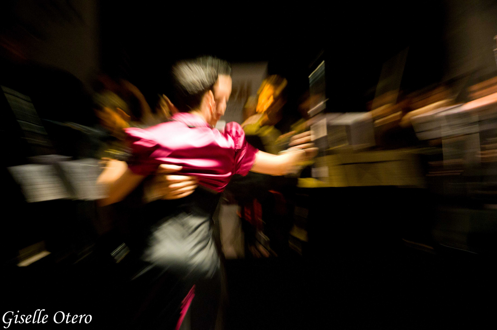 Tango en movimiento III
