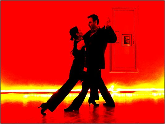 Tango im Feuer