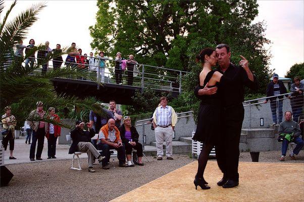 Tango in Bad Kissingen