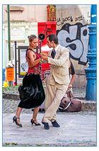 "*Tango"" in La Boca"