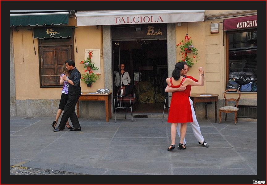Tango in piazza 2