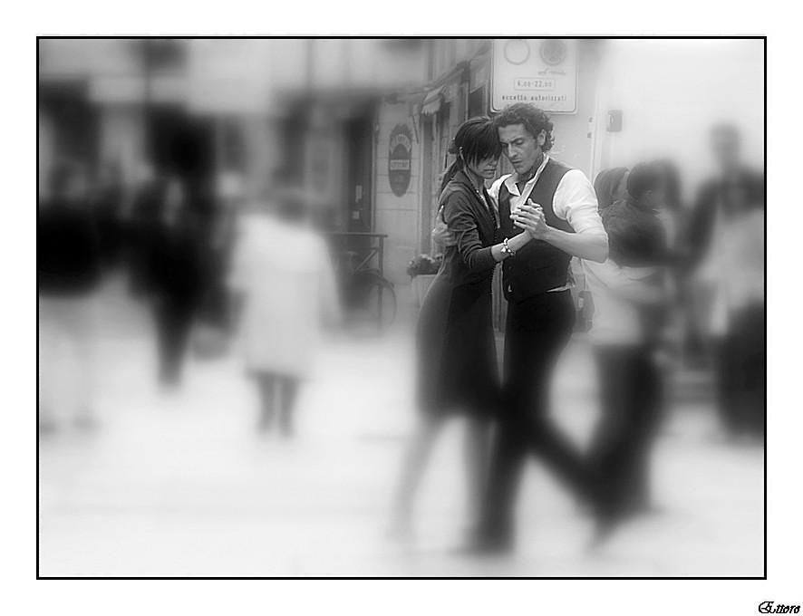 Tango in piazza...l'estasi