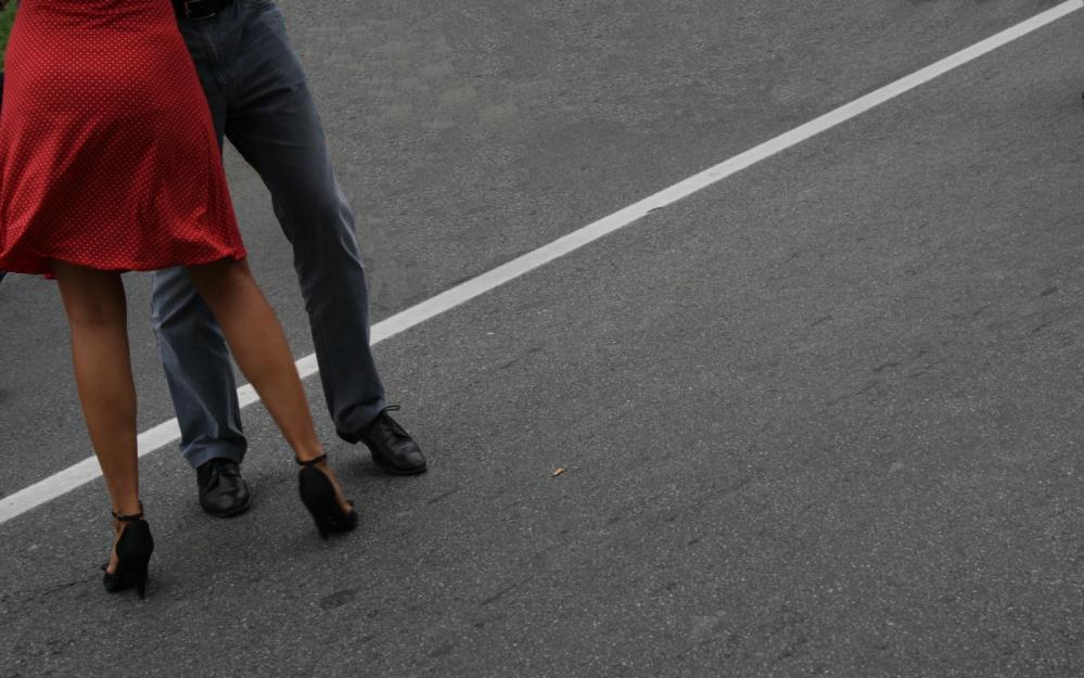tango in strada