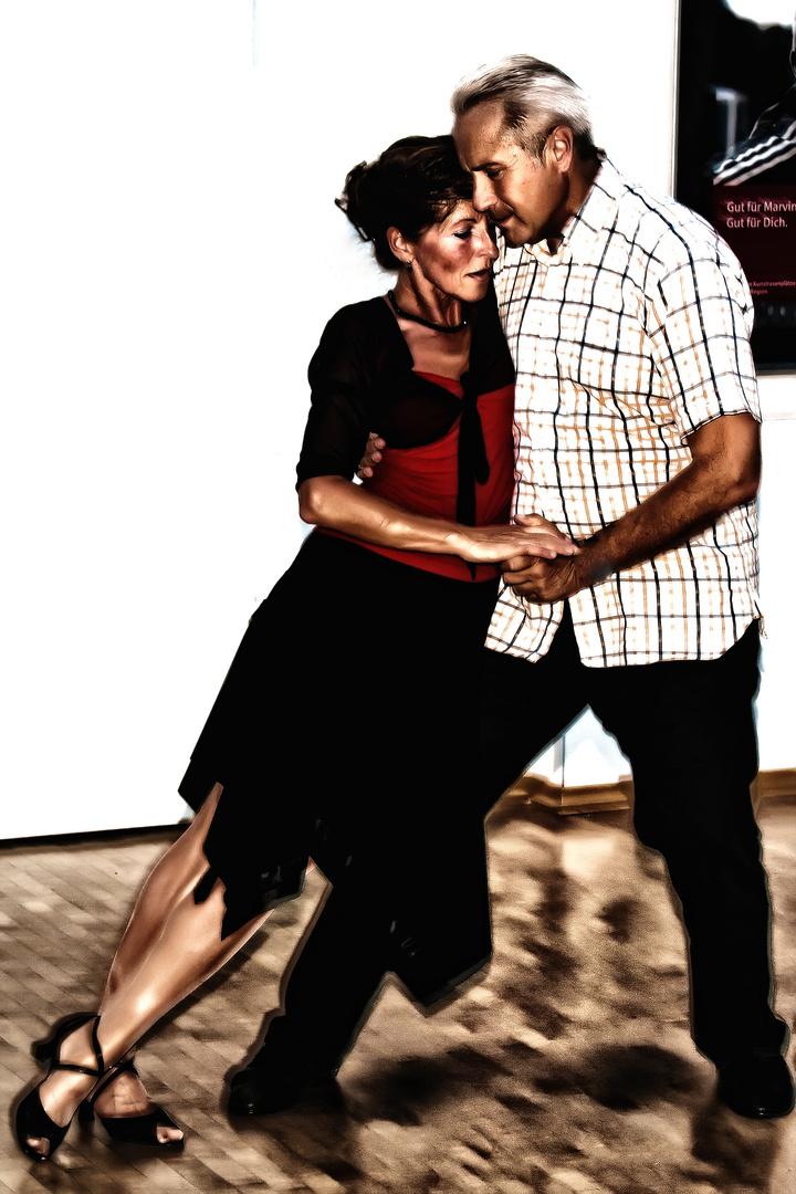Tango Tänzer III