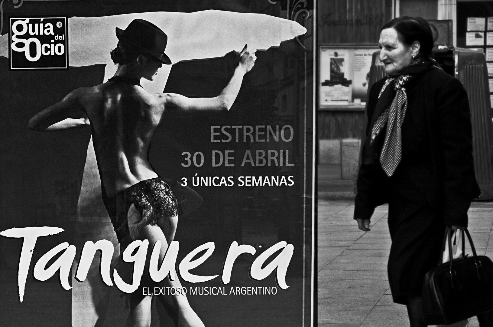 """""""Tanguera et Vieja"""" Madrid 2007"""