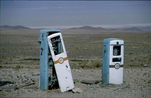 Tanken in Chile