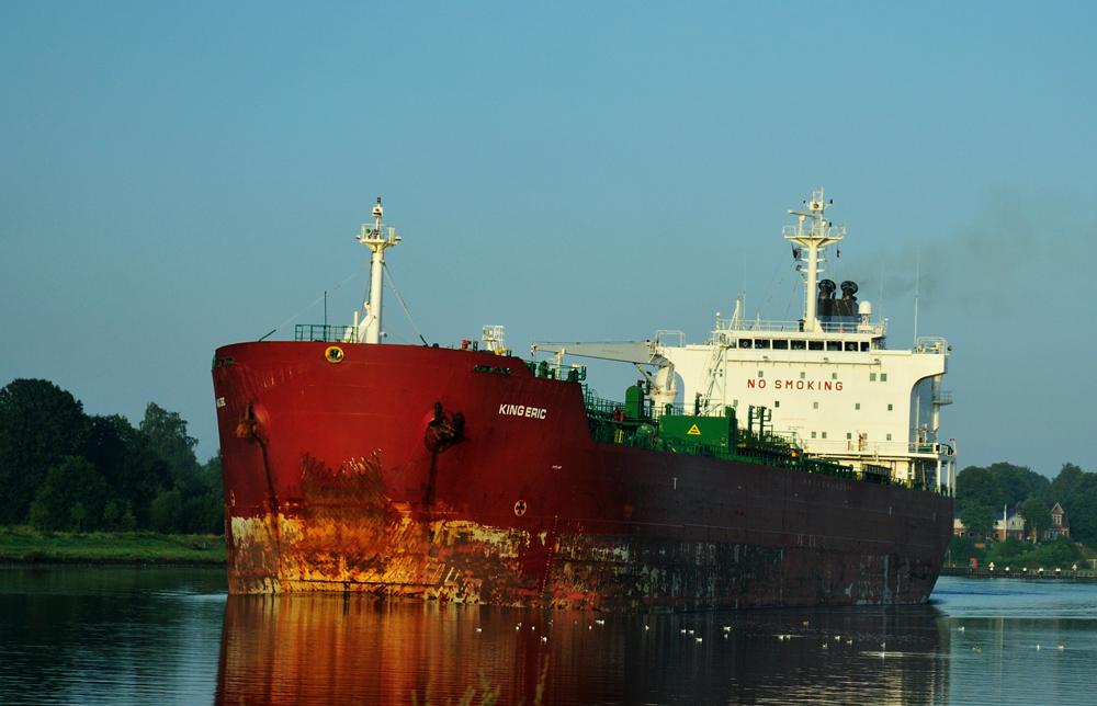 Tanker King Eric