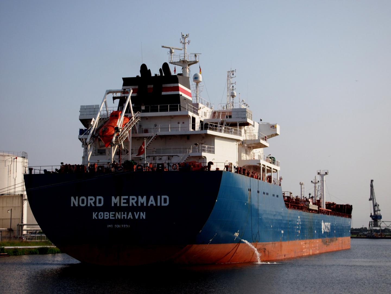 Tanker Nord Mermaid