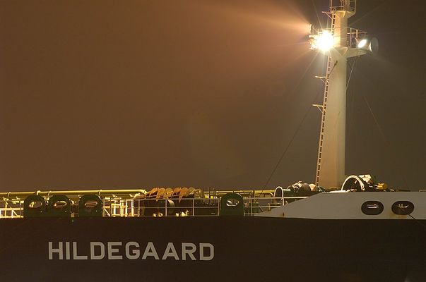 "Tankschiff ""Hildegaard"""
