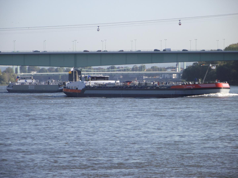 Tankschiffe