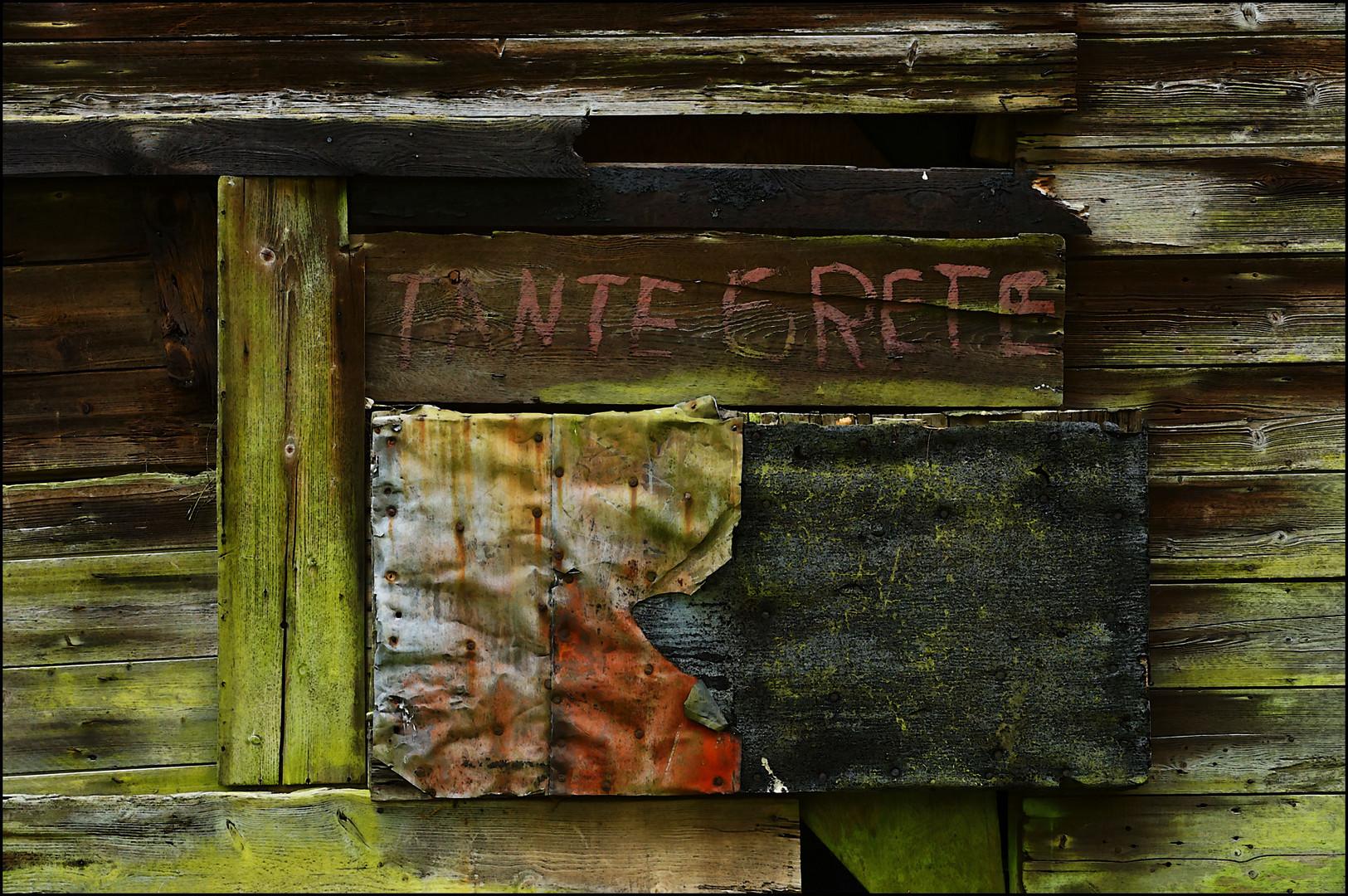 Tante Grete #1 ...