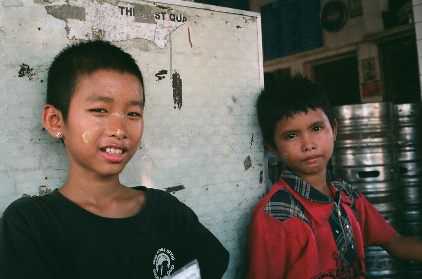 Tante/Myanmar