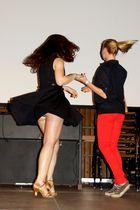 Tanz auf dem Abiball