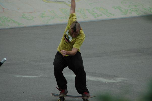 tanz auf dem board