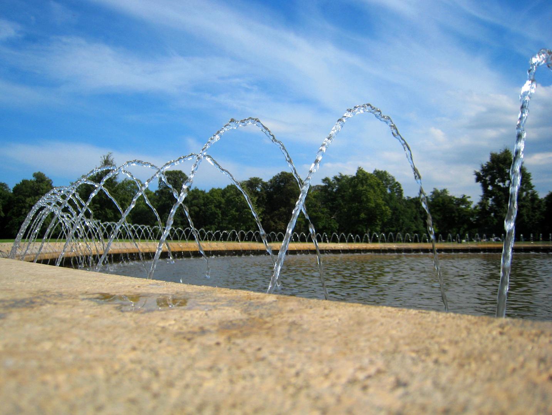 Tanz der Wassertropfen 1