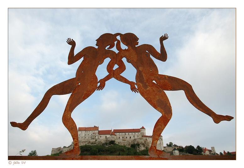 Tanz der Zwillinge in Burghausen