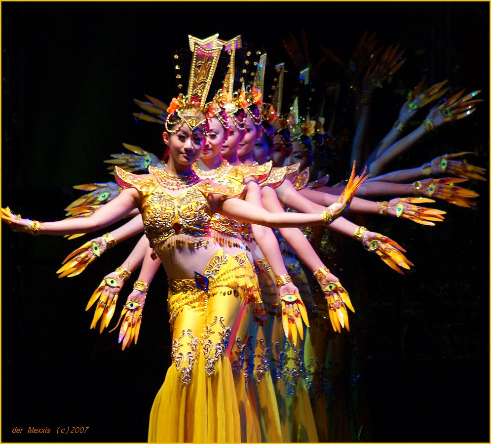 Tanz des Buddha