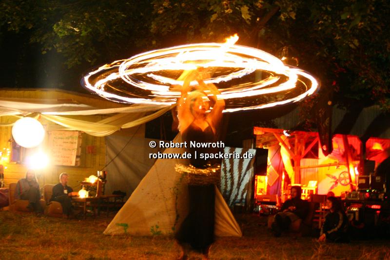 Tanz im Feuerkreis 1