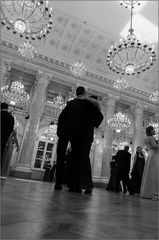 Tanz im Zeremoniensaal