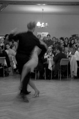 Tanz in Bewegung