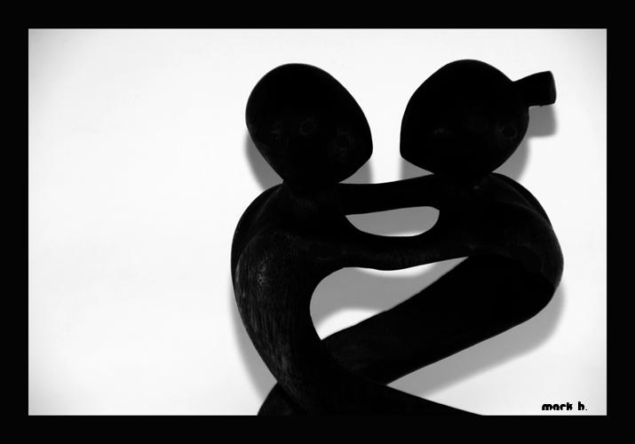 Tanz mit dem Schatten