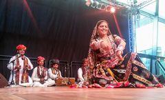 TANZ MUSIK aus Rajasthan S3 CMT Stgt SW+col