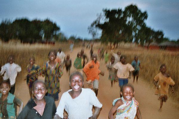 Tanzanian Runners