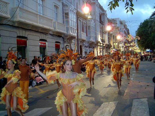 tanze Samba heute Nacht...