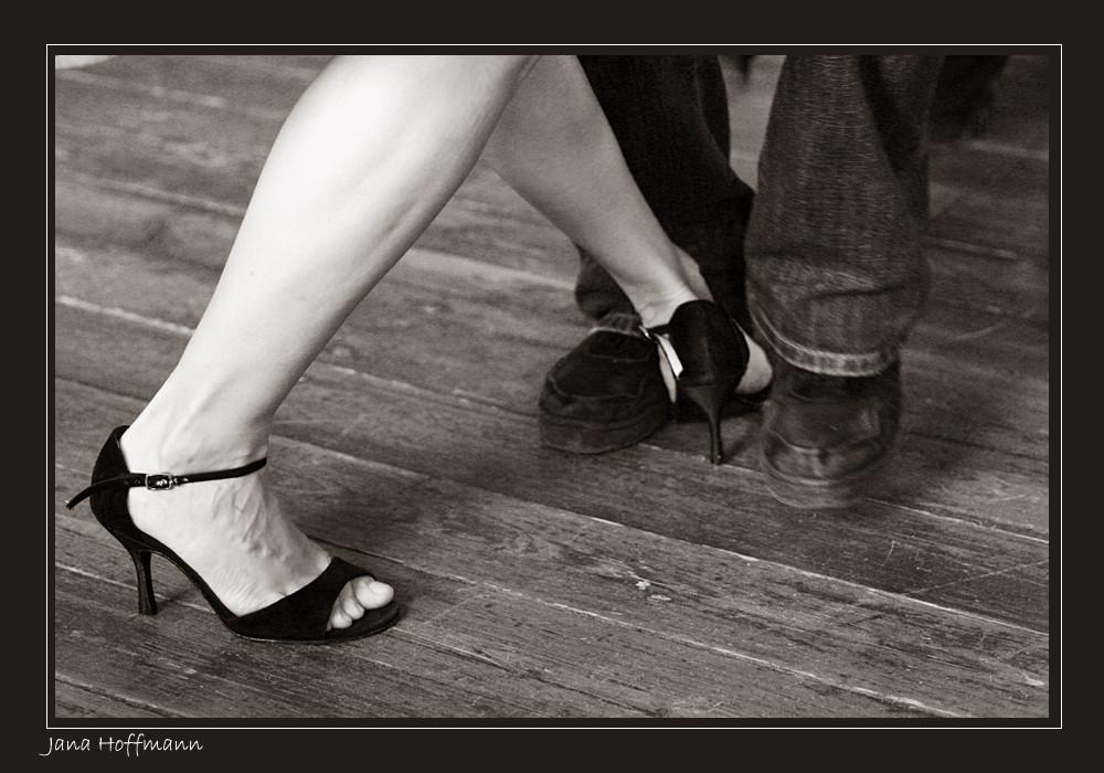 Tanze Tango mit mir...