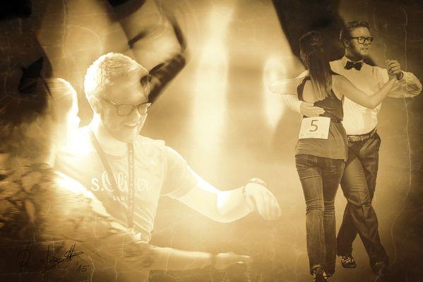 Tanzen - Tanzen - und nochmal Tanzen