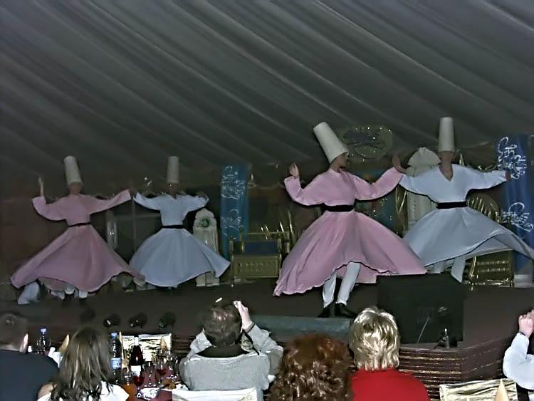 Tanzende Derwische 2