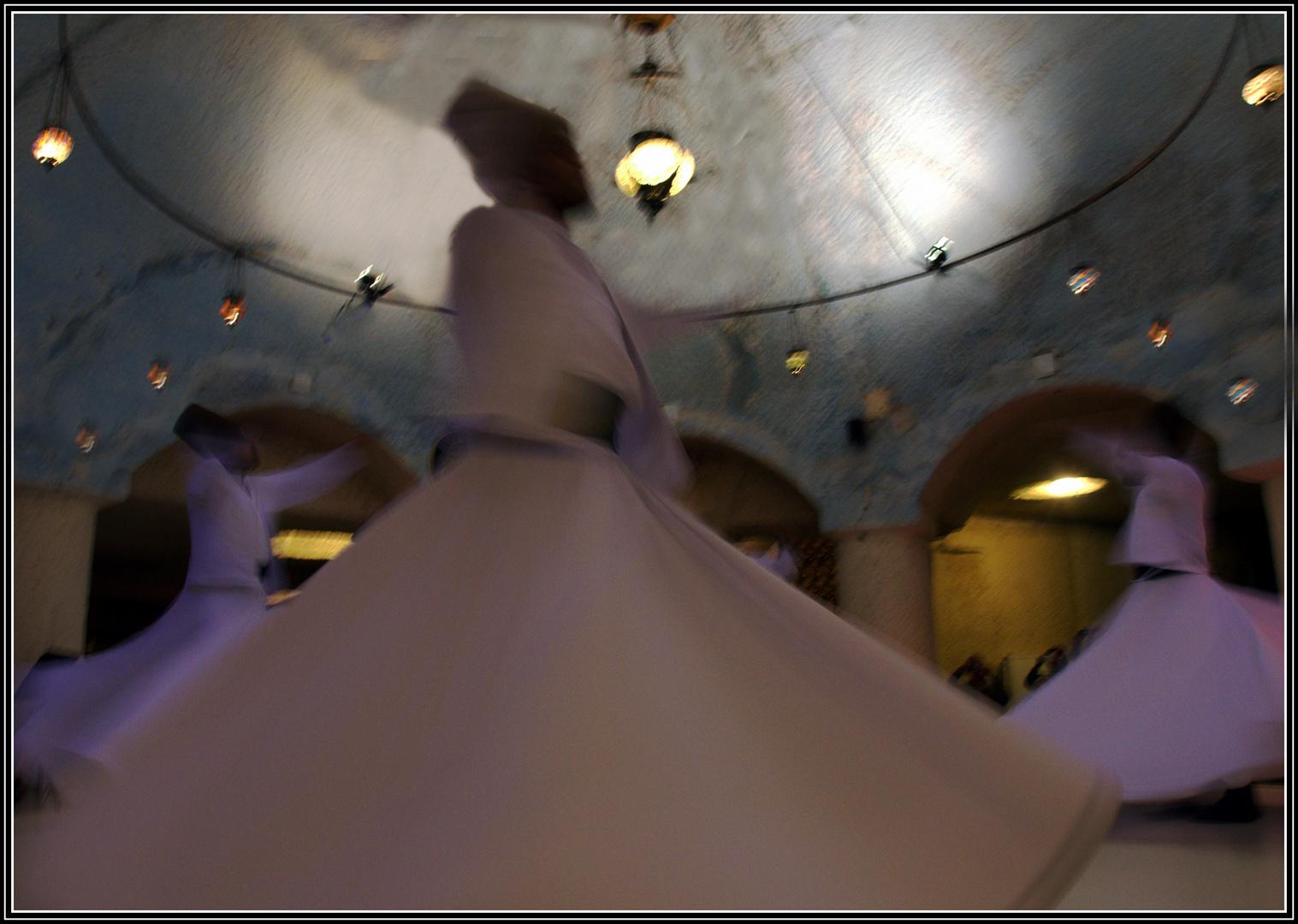 Tanzende Derwische
