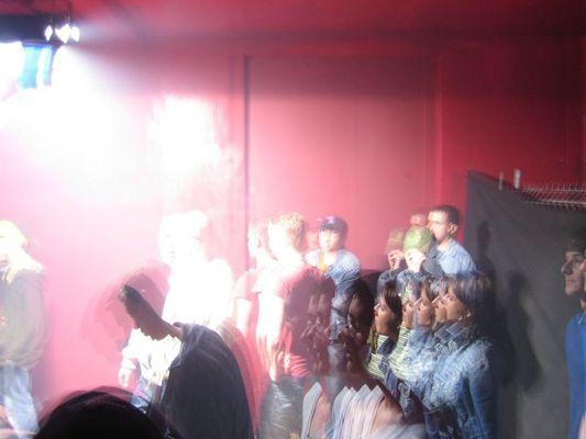 Tanzende Menschen (mal wieder)