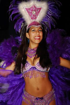 "Tanzgruppe Passion Latina ""Die Temperamentvolle"""