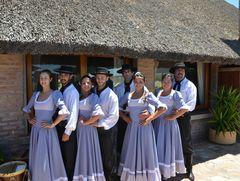 Tanzgruppe Uruguay