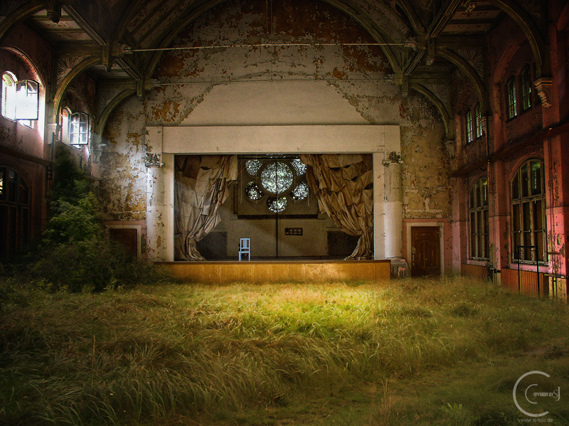 Tanzsaal Beelitz