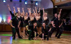 "Tanzschule Streng Fürth - Lateinformation A mit ""Cuba"" (5)"