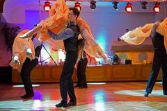 """Tanzschule Streng Fürth - Standardformation A mit """"Everlasting Love"""" (2)"""
