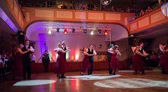 """Tanzschule Streng Fürth - Standardformation B mit """"Fever"""" (1)"""