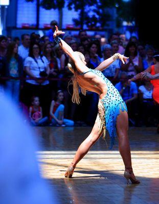 Tanzsport ....im Rampenlicht