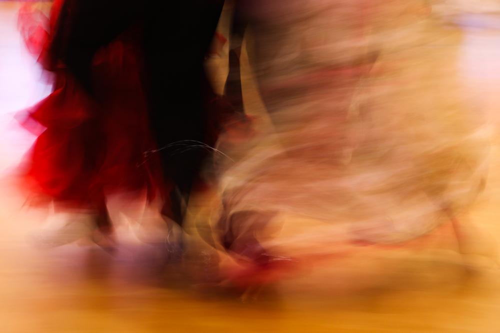 Tanzspuren