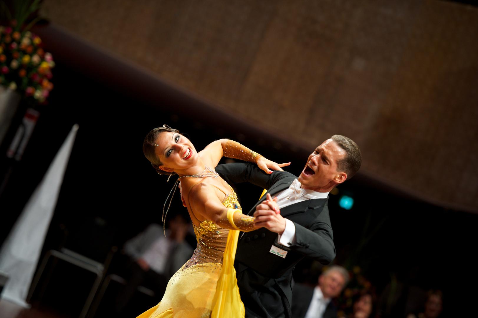 Tanzturnier Mannheim 2014