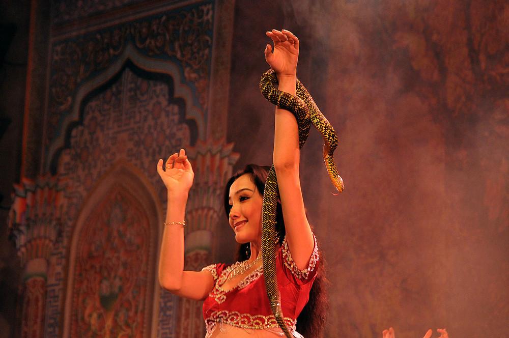 Tanzveranstaltung