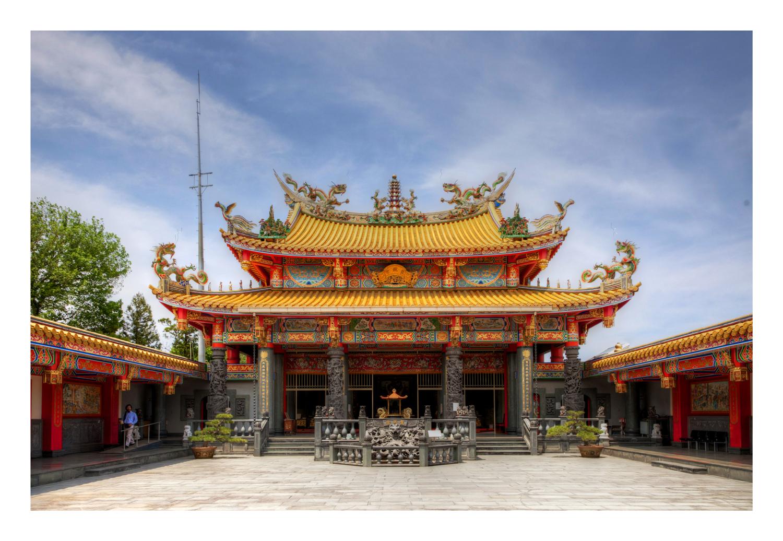 Taoist temple-6