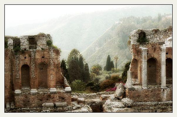 Taormina - Theatro Greco