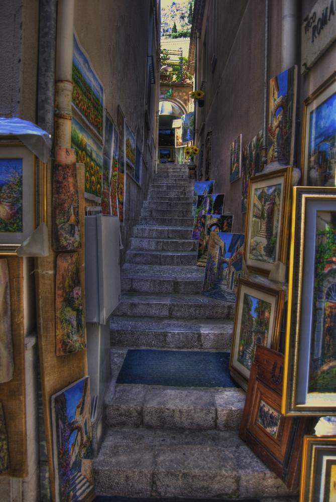 Taormina....e la sua Arte!