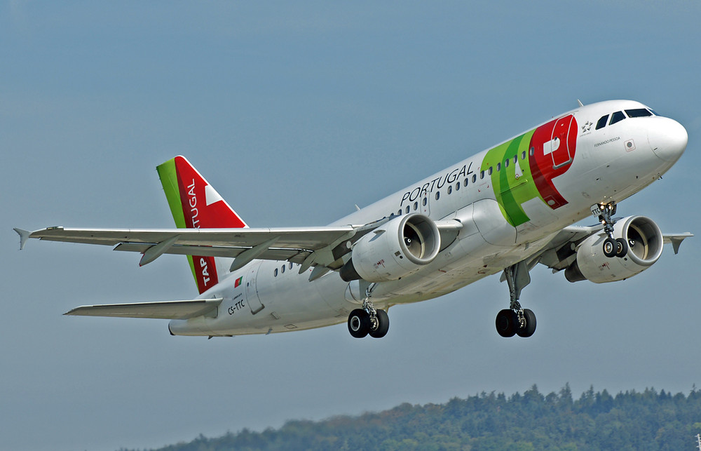 TAP Portugal Airbus A319-111