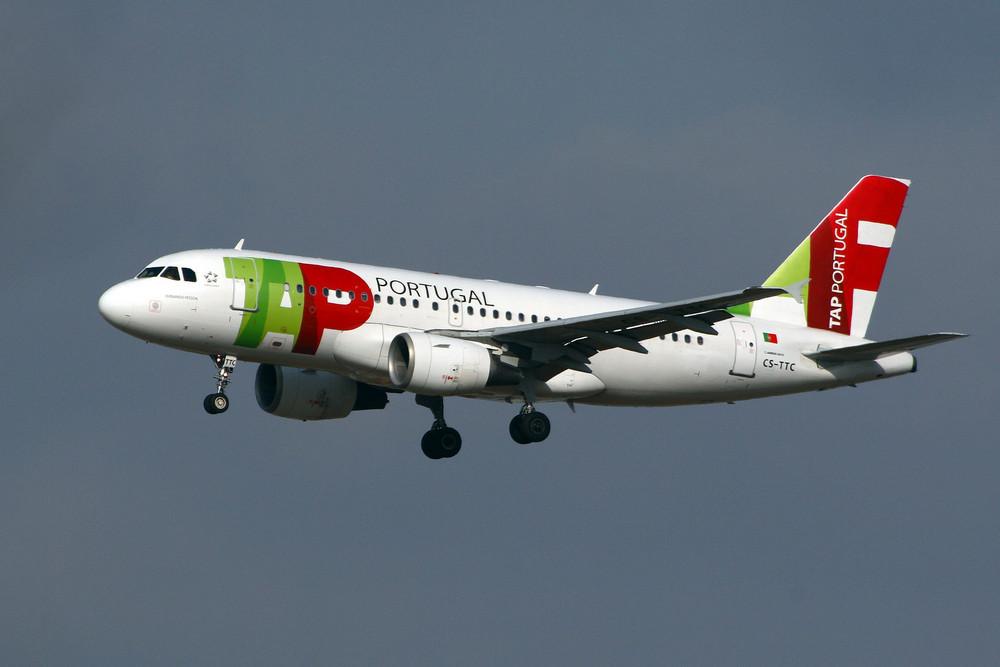TAP Portugal Airbus A319-111 (CS-TTC)