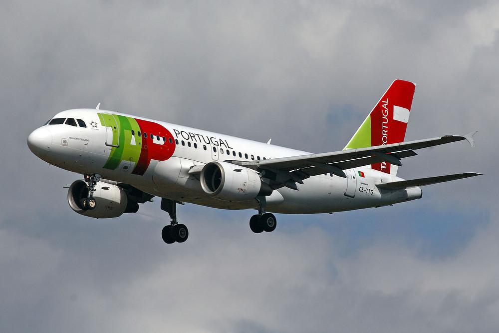 TAP Portugal Airbus A319-111 (CS-TTG)